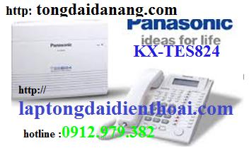 TỔNG ĐÀI PANASONIC KX-TES824( 3-08)